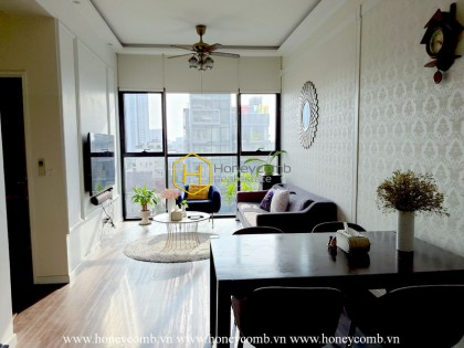 Elegant apartment in The Ascent will satisfy every tenants