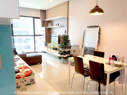 Luxurious apartment for lease in The Ascent : a distinctive pearl in Saigon