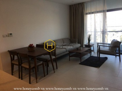 Brand new 1 bedroom apartment with nice view in City Garden