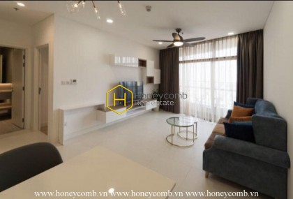 The warmth and elegance are what this 1 bed-apartment will give you at City Garden