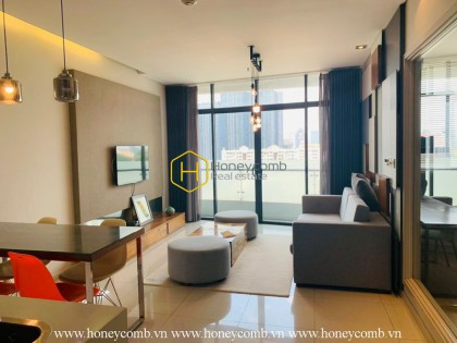 Feel the rustic vibe in this fully functional apartment for rent in City Garden
