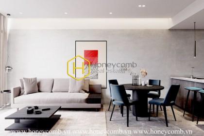 City Garden apartment: Let the special art product of elegance speak !