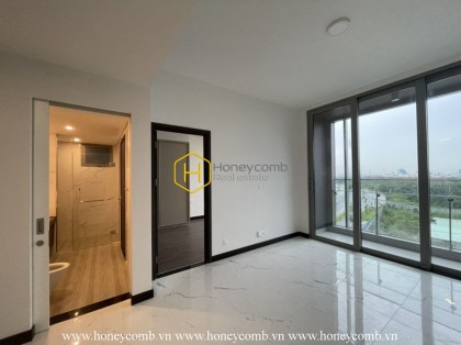 Hot and rarely available is all about this Empire City unfurnished apartment