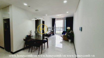 The perfection definition of elegance: Empire City apartment for rent
