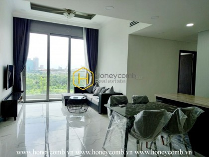 There is nothing perfect than waking up in this youthful furnished apartment in Empire City