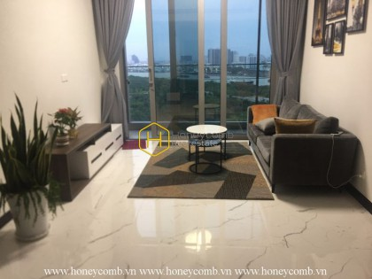 Can't blink your eyes as admiring the beauty of Empire City apartment for rent