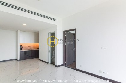Discover your creativity with this unfurnished apartment in Empire City