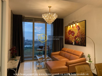 You will regret as missing this terrific apartment in Empire City