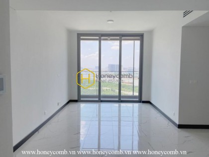 Put your style into this unfurnished apartment in Empire City