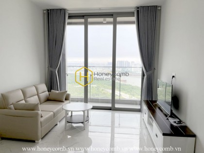 Modern style with full furnished apartment for rent in Empire City