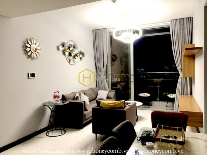Your ideal home is here! Such a magnificent apartment with contemporary design in Empire City
