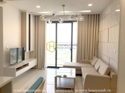 The Estella Heights 2 bedroom apartment with nice furnished
