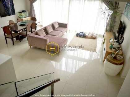 Penthouse 4 bedoom apartment with full furnished in The Estella