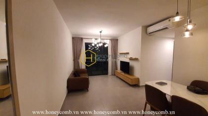 Feel the sweetness in the design of Feliz En Vista apartment for rent