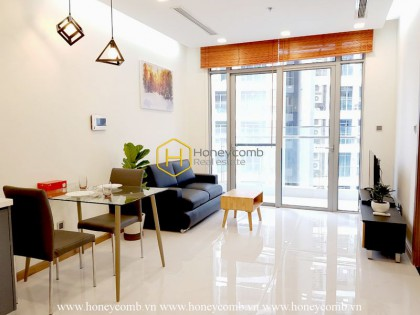 Let come and take a look at the ideal place for your family in Vinhomes Central Park apartment