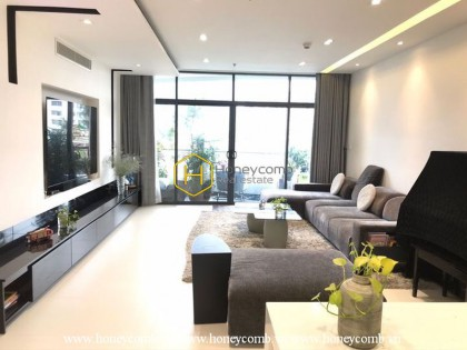Get a perfect life in this amazing apartment for rent in City Garden