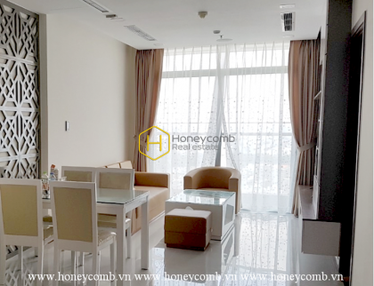 A modern apartment with utter comfort in Vinhomes Central Park