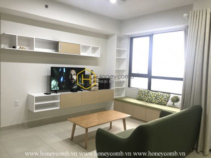 Beautiful decoration 2 beds apartment in Masteri Thao Dien