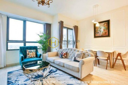 Suprised by the convinience in this superior Masteri Thao Dien apartment for rent