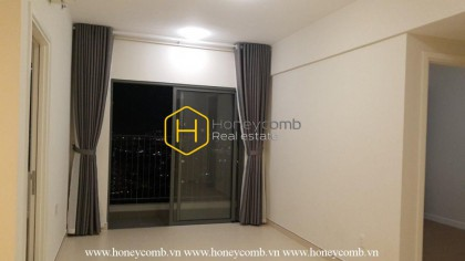 Unfurnished 2 bedroom apartment in Mastetri Thao Dien