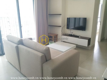 Bright and splendid 2 bedroom apartment in Masteri Thao Dien