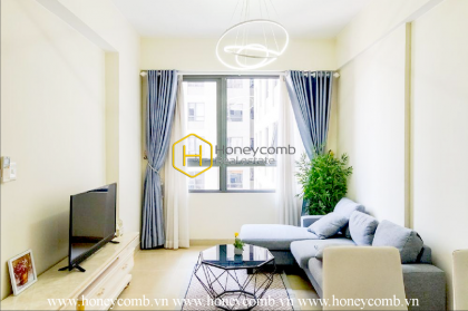 Stunning decor with modern design apartment for rent in Masteri Thao Dien