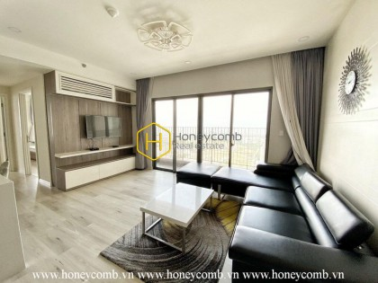This is what you've been searching for: Exceptional apartment in Masteri Thao Dien for rent