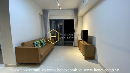 How cool it is to live in such fancy apartment for rent in Masteri Thao Dien !