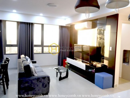 An ideal apartment for rent in Masteri Thao Dien defies all standards of beauty
