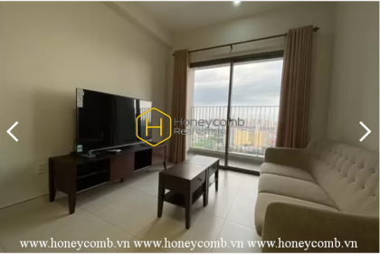 Moving into this Masteri Thao Dien apartment and enjoy a peaceful life