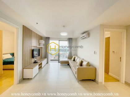 Quickly grab the chance to live in a Masteri Thao Dien apartment with modern Western style