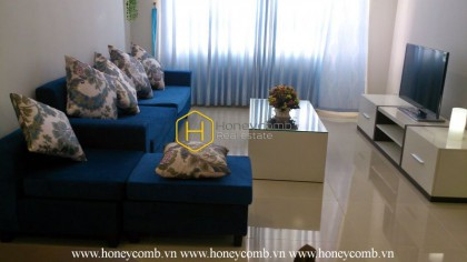 A fully-furnished apartment with smart layout in Tropic Garden !