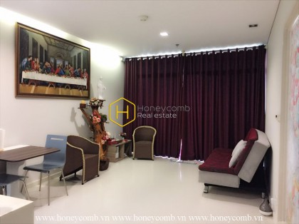 1 bedroom apartment with low floor in City Garden