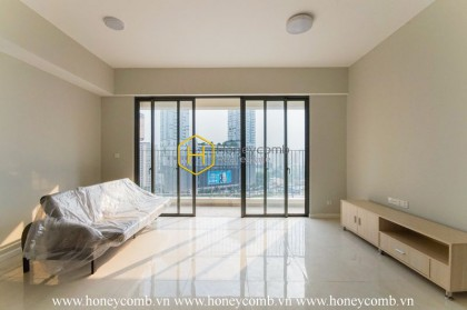 Grab your opportunity to live in such a wonderful semi-furnished apartment in Masteri An Phu
