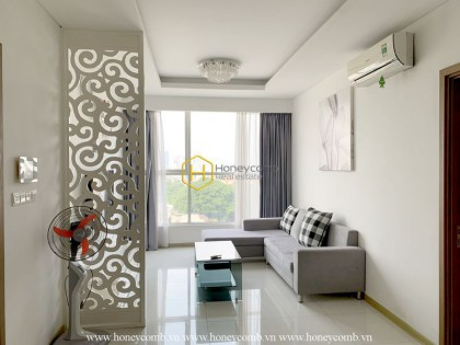 Thao Dien Pearl apartment - a harmonious balance between nature and a sophisticated lifestyle.