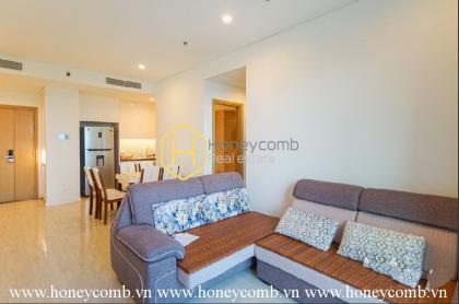Fully-furnished apartment in Sala Sadora
