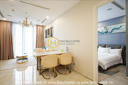 Discover the luxurious beauty of Vinhomes Golden River apartment