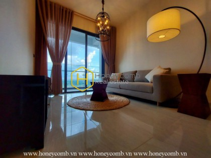 No suspicion as this Q2 Thao Dien apartment is one of the most worth living space in Saigon