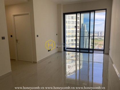 Decorate your own home: Great view, Prestious Location and Afforable Price apartment in Q2 Thao Dien
