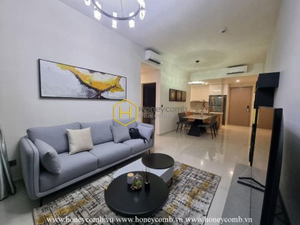Q2 Thao Dien apartment: a strong proof of modern and stylish life