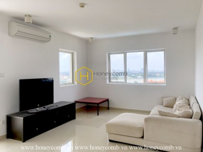 Such an apartment with full amenities and spacious living space for rent in River Garden