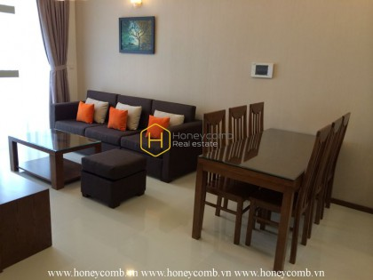 A lively apartment in Thao Dien Pearl for those who love creativity