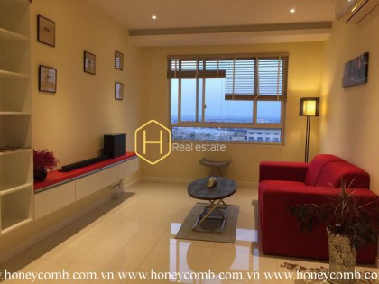 Contemporary fully furnished 3 bedrooms apartment in Tropic Garden