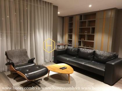 Tropic Garden 3 bedrooms apartment with elegant furniture