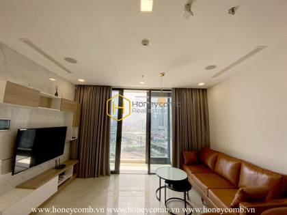 An exquisite apartment with utter comfort in Vinhomes Golden River