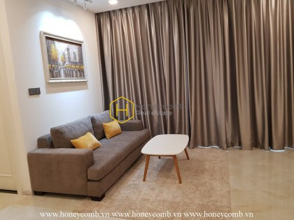Check out the flawless beauty in one of the top apartments at Vinhomes Golden River