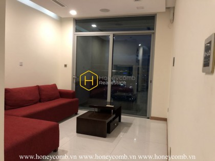 Smart organised and modern furnished apartment in Vinhomes Central Park