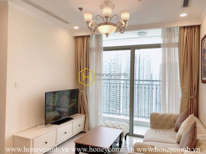 Vinhomes Central Park apartment: a cozy space for your whole family