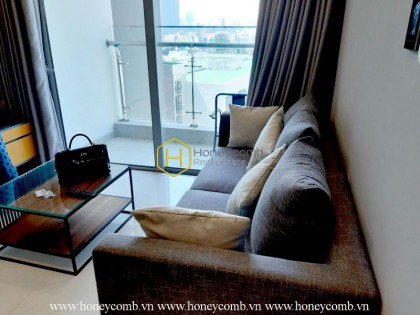 Take a trip to the elegant and spacious apartment in Vinhomes Central Park