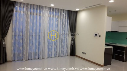 Enjoy a new life with this unfurnished apartment for rent in Vinhomes Central Park